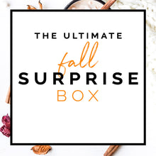 ULTIMATE Fall Surprise Box