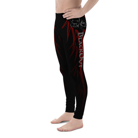 BlackOut - Men's Jiu-Jitsu Spats
