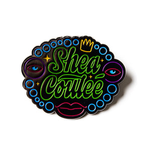 Logo Pin by Shea Couleé UK