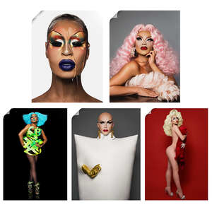 Fan Favorites Sticker Pack Nº1 Adam Ouahmane Merch Europe UK