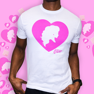 The Miz Cracker Heart Tee White UK