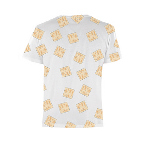 saltine sublimated tee Miz Cracker Merch Europe UK