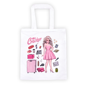 "The ""Barbie Essentials"" Tote by Miz Cracker"