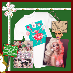 """The Many Looks of Cracker"" Holiday Bundle (60% off!)"