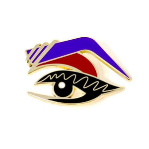 The Vixen's Eye: a Pin The Vixen Merch Europe UK