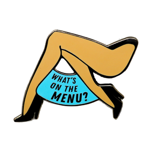"Naomi's ""Menu"" Pin UK Europe"