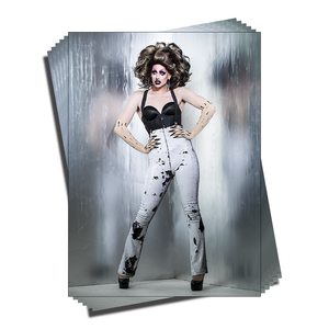 Dusty's DragCon LA Print Dusty Ray Bottoms Merch Europe UK