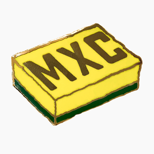 Monet X Change sponge 2.0 pin enamel pin merch