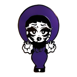 "Kim Chi ""Episode 7"" Pin UK"