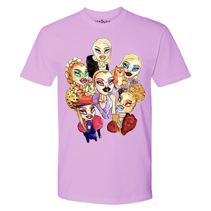 Pearl's World Posse: a Tee Pearl Merch Europe UK