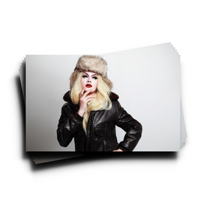 Autographed Photo: The Eskimo Pearl Merch Europe UK