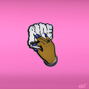 Ride Pin by Shea Coulee UK