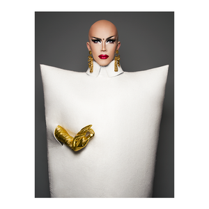 "Adhesive No.7: Sasha Velour ""Pillow"""
