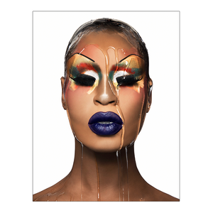 "Adhesive No.8: Shea Couleé ""Glazed"""