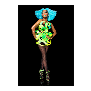 "Adhesive No.9: The Vixen ""Neon"""
