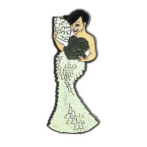 the million dollar dress pin Kalorie Karbdashian Merch Europe UK