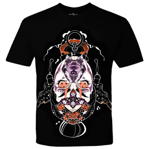 KOBOLD black tee Hungry Merch Europe UK