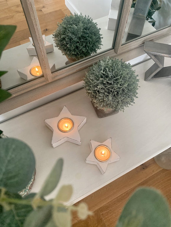 Star Tea Lights