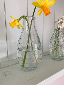 Miniature Bottle Vase