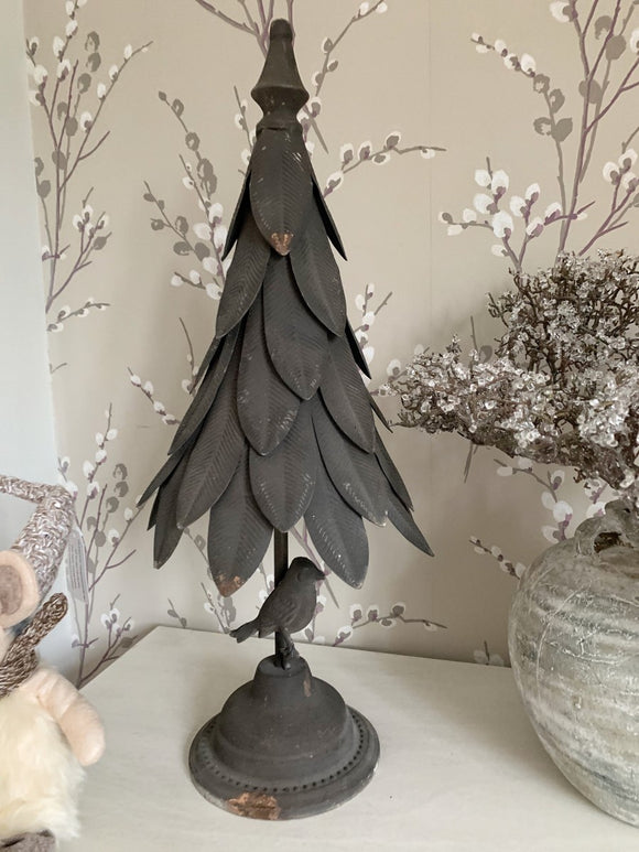 Rustic Leaf Tree WAS £25