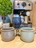Stoneware Mug - Choice of 3 Colours