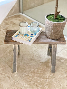 Decor Stools - 5 Styles Available