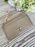 Coin / Card Purse - Bee Collection
