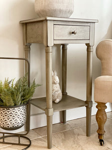 Dove Grey Occasional Table