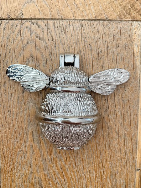 Solid Bumble Bee Door Knocker