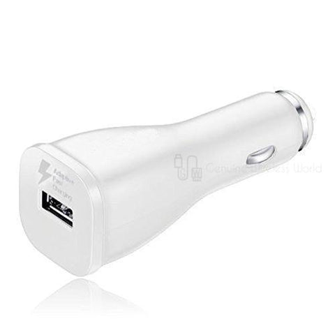 Original Samsung Car Fast Charger + S6 Micro USB