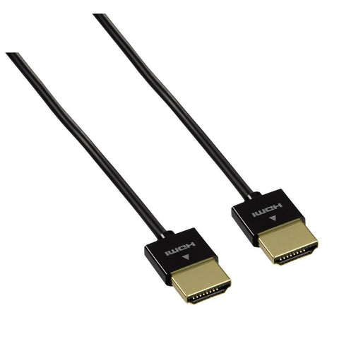 Premium Slim High-Speed HDMI Cable with Ethernet