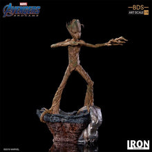 Avengers: Endgame Battle Diorama Series Groot 1/10 Art Scale Limited Edition Statue