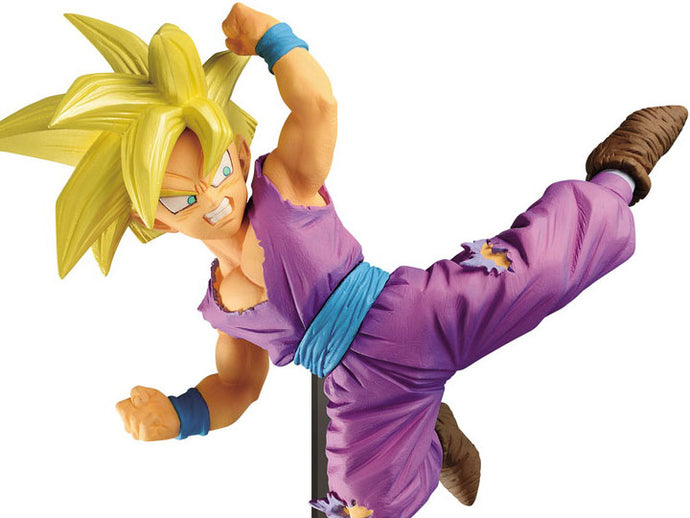 Dragon Ball Super Warriors Battle Retsuden Chapter 3 Super Saiyan Gohan BY BANPRESTO