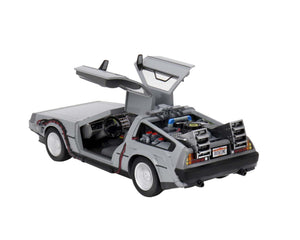 Back to the Future  6″ Diecast – Time Machine by NECA