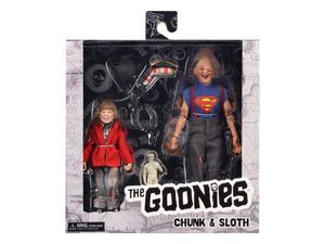 The Goonies Sloth & Chunk Two-Pack