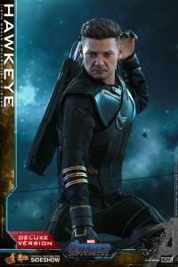 Hawkeye (Deluxe Version) by Hot Toys