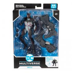 Last Knight on Earth DC Multiverse Wave 1 - Omega (Collect to Build: Bane)