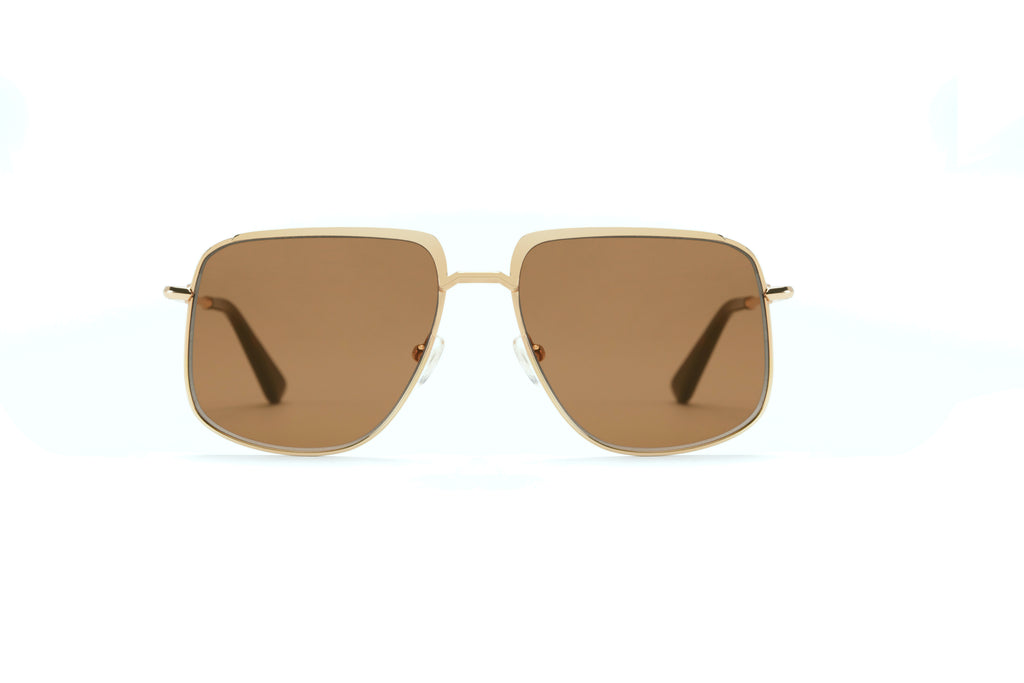 The Stevie - 24K - Dark Brown