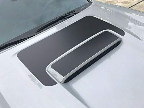 XPLORE OFFROADⓇ - Tacoma Hood Scoop Decal | 2016-2020 | Matte Black