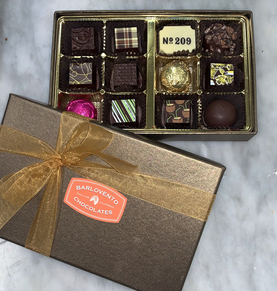 Box of 12 Truffles