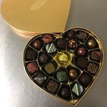 Valentine's Day 24 Piece Heart Shaped Box