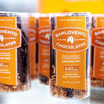 Chocolate Covered Candied Orange Peel, 3 oz.