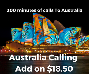 Australia Calling Package