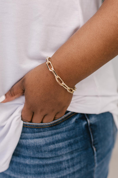 Vintage Chains with a Modern Twist Bracelet
