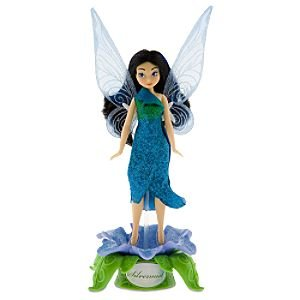 "Disney Fairies - Flutter Wing Silvermist 5"" Doll"