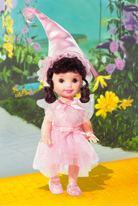 "Barbie Pink Label Collection Wizard of Oz - Lullaby Munchkin Kelly 4.5"" Doll"