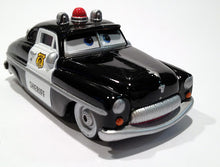 Disney Pixar Cars Supercharged - Sheriff Vehicle