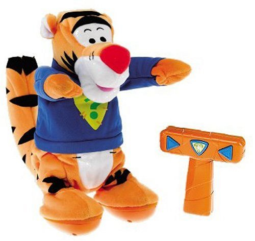 Disney My Friends Tigger & Pooh - Roll to the Rescue Sleuthin' Tigger 12