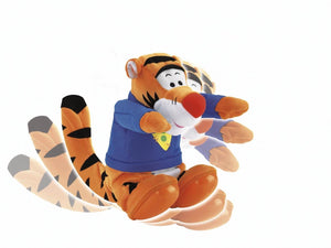 "Disney My Friends Tigger & Pooh - Roll to the Rescue Sleuthin' Tigger 12"" Plush"