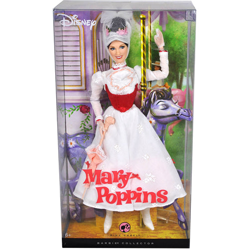 Barbie Pink Label Collection Disney Mary Poppins 12